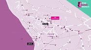 plan d'accès Pole dance Réunion Saint Gilles
