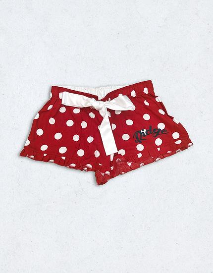 Box Craft Girls Polka dot shorts