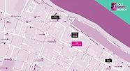 plan d'accès Pole dance Réunion Saint Denis