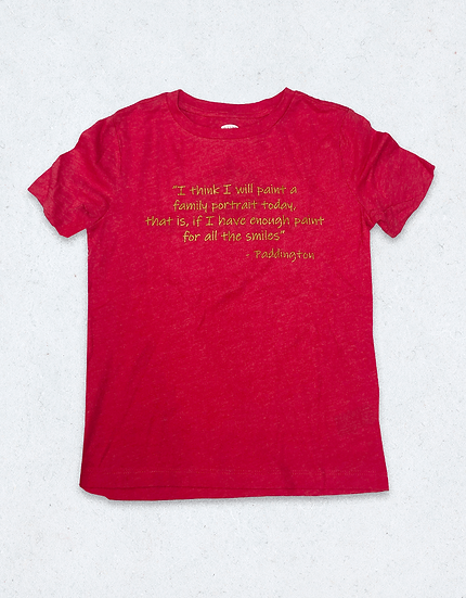 Old Navy Paddington Text  T-shirts
