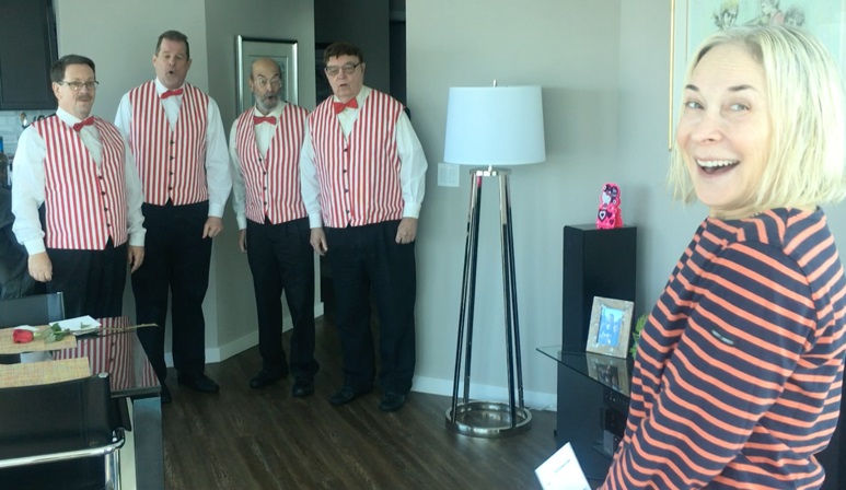 Barbershop Quartet 25