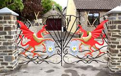 Dragon Gates Front