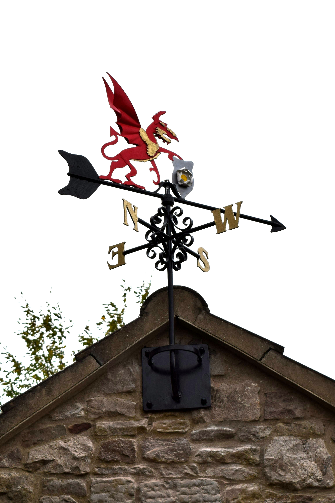 Dragon Weather Vane