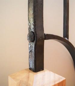 Tenon joint detail