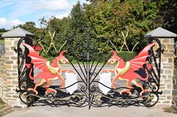 Dragon Gates Back