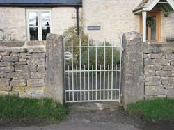 Forged gate restoration