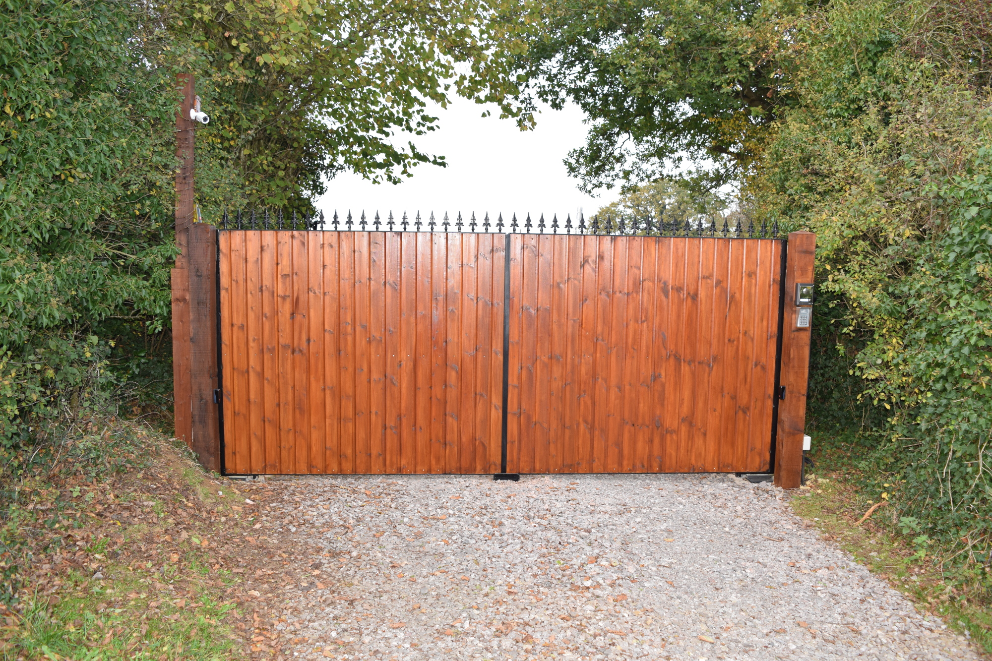 Wood infill gates 01