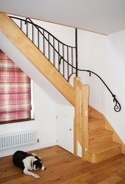Handrail and Stair panel