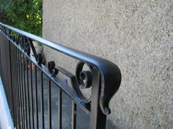 Railings detail