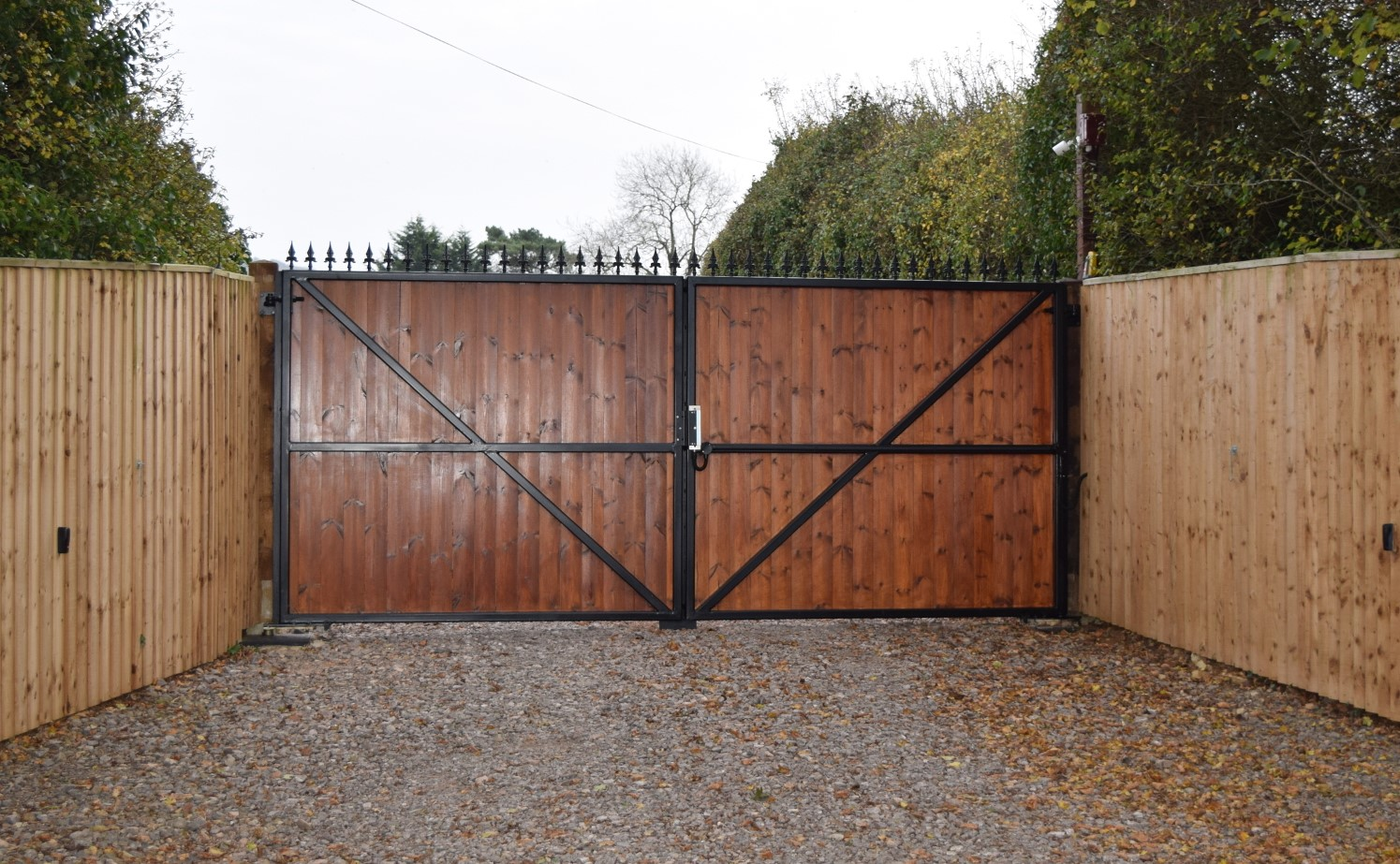 Wood infill gates 02