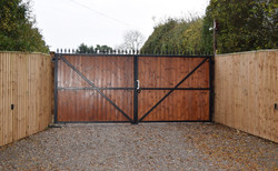 Wood infill gates 02