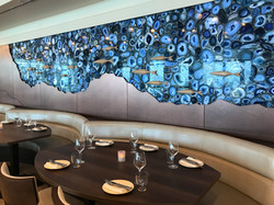 Terra Mare Feature agate wall