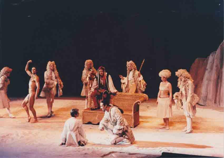La Nuit des Rois  (W.Shakespeare)
