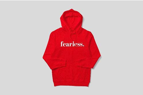 Fearless Hoodie (Red)