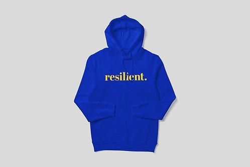 Resilient Hoodie (Blue)