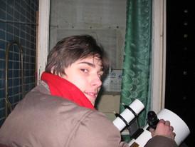 balcony astronomy