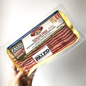 Sugar Free Uncured Turkey Bacon