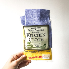 Reusable Kitchen Cloth