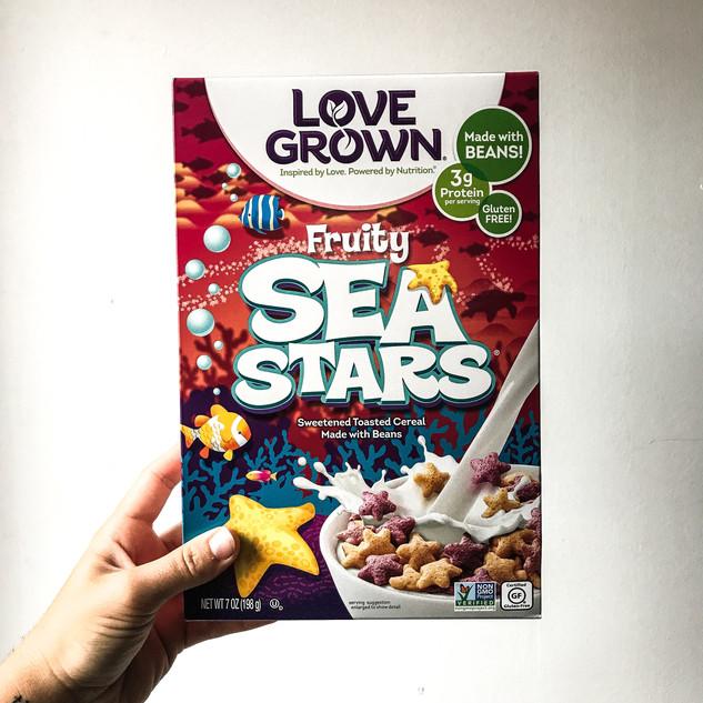 Love Grown Fruity Sea Stars