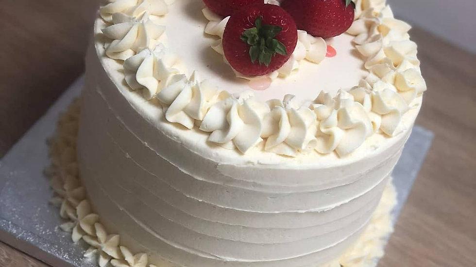Signature Buttercream Cake