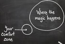 Are You Willing To Step Outside Your Comfort Zone? (Real Estate Study)