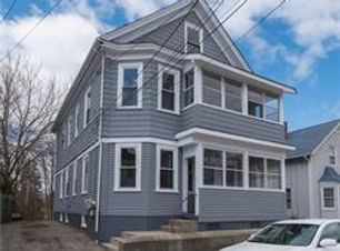 133 Columbus Avenue , Pawtucket, RI 02860 Sold by Circle10 agent 2 family home