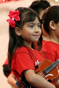 Harmony after-school music program in Sioux Falls