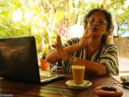 Profile of a Multifaceted Creator, Deepti Datt