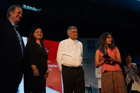 Anuradha Roy wins the DSC Prize for South Asian Literature 2016