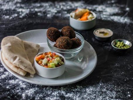 Five Places to Enjoy Tasty Vegan Food around Anjuna