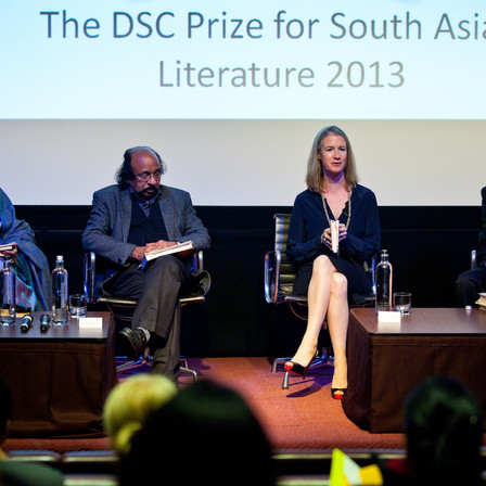 Announcement of the Shortlist for the DSC Prize 2013