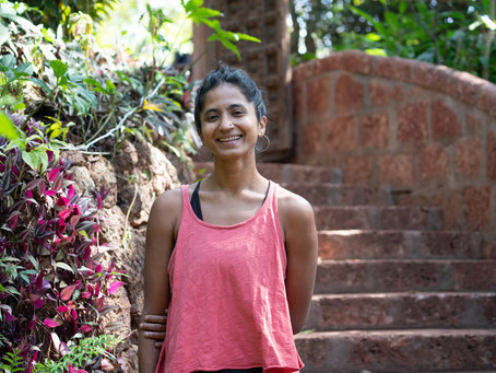 It is All About Loving Yourself First: Yoga Perspective with Sharanya