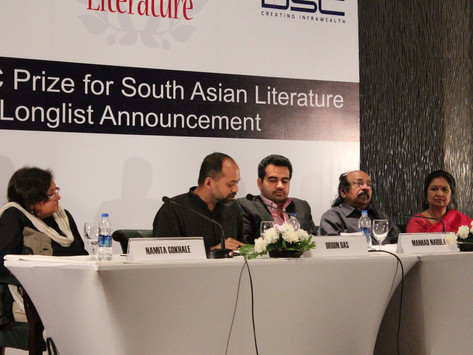 Announcement of the Longlist for the DSC Prize 2013