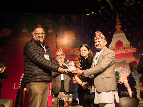 Amitabha Bagchi Wins The DSC Prize For South Asian Literature 2019