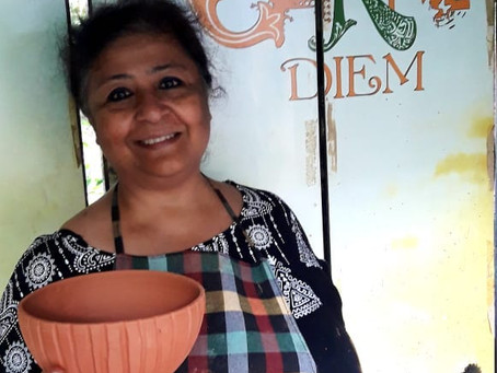 A Passion for Pottery: Bipasha Sen Offers Classes at Carpe Diem Gallery