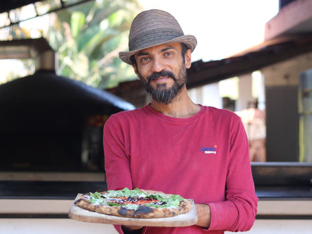 From Jeweler to Pizzaiolo, Melt's Abhijit Choksi is a Self Taught Success Story