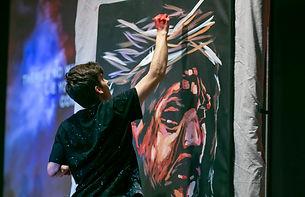 Evan Struck Ministry Paintings