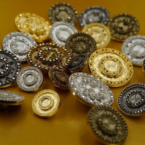 4409 Decorative Buttons