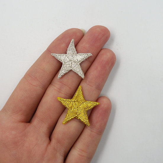 7728 2.5cm Cornelli Star