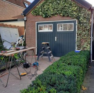 Garagedeuren vervangen