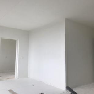 Muren - plafonds - binnendeuren