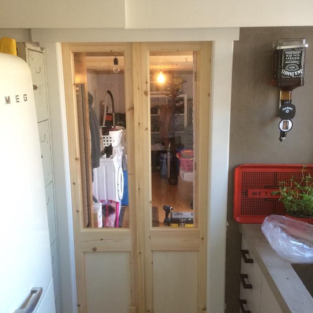Grenen binnendeuren op maat gemaakt