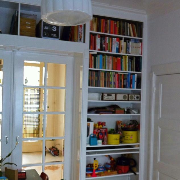 Stijlvolle boekenkast