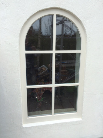 Stalen ramen vervangen