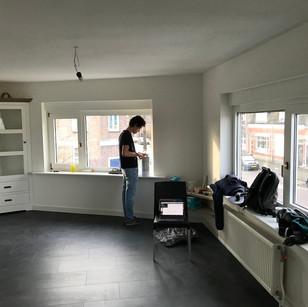 Eindresultaat van het appartement