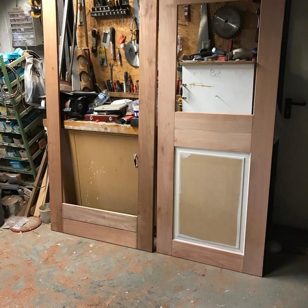 2 type deuren