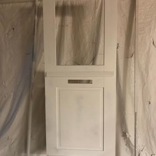 Duo deur in 1