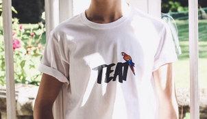 Teat Clothing - Personnalisation de T-shirt