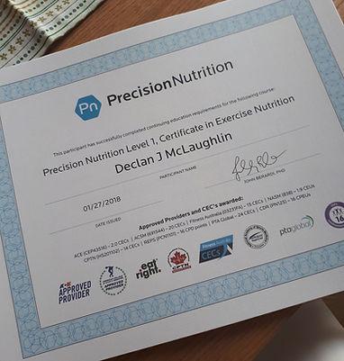 Expert nutrition coaching