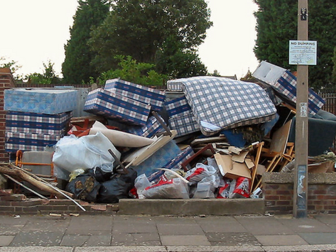 Helping Combat Fly Tipping At Wirral Council